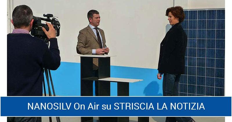 NANOSILV-On-Air-su-STRISCIA-LA-NOTIZIA