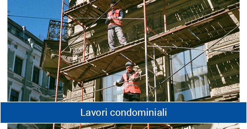 Ecobonus lavori condominiali