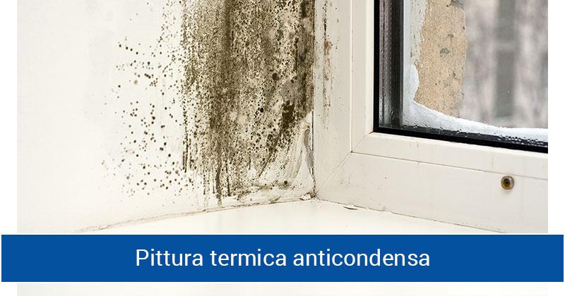 Pittura termica antimuffa