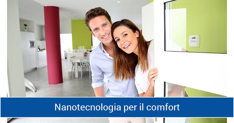 Vernice nanotecnologica