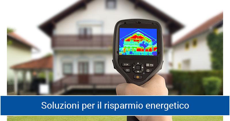 progettare un isolamento termico esterno